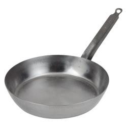 Winco - FSFP-11M - 11 in Carbon Steel Fry Pan image
