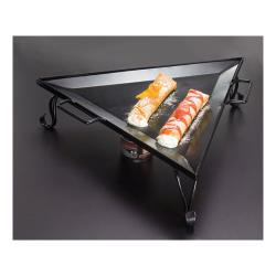 American Metalcraft - GST77 - 19 1/2 in Triangular Griddle image