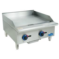 Globe - C24GG - 24 in Chefmate™ Gas Countertop Griddle image