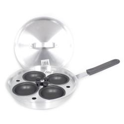 Crestware - POA-MOLDED HDL - Egg Poacher Set image