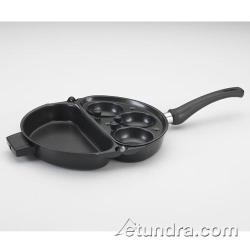Nordic Ware - 10627 - Egg Poacher and Folding Omelet Pan image