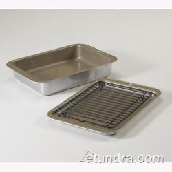 Nordic Ware - 43210 - 3 Piece Aluminized Steel Cookware Set image