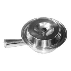Thunder Group - SLSTP714 - Stainless Steel One Handle Pot  image