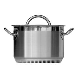 Turbo Pot - TPS4003 - Turbo Pot 11.7 Qt Sauce Pot w/ Lid image