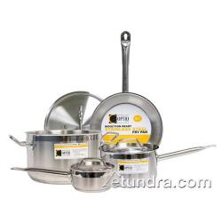 Vollrath - N3822 - 7 Pc Stainless Steel Cookware Set image