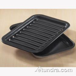 Nordic Ware - 41831 - 14.87 in x 9.75 in Aluminized Steel Broiler Pan Set image