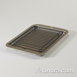Nordic Ware - 42210 - 10 in x 7 in Broiler Pan Set image