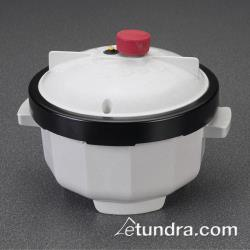 Nordic Ware - 62104 - 2 1/2 qt Microwave Pressure Cooker image