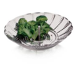 Focus Foodservice - 10957 - 9 in Round Steamer Basket image