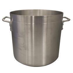 Crestware - BLANCH POT - 20 qt Aluminum Blanching Stock Pot image