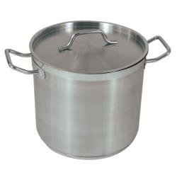 Update - SPS-16 - 16 qt Stainless Steel SuperSteel® Stock Pot image