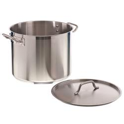 Update - SPS-24 - SuperSteel® 24 Qt Stainless Steel Stock Pot image