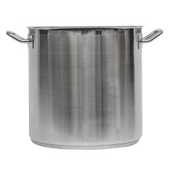 Vollrath - 3504 - Optio™ 18 Qt Stainless Steel Stock Pot With Cover image