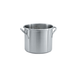 Vollrath - 77600 - 16 qt Tri-Ply Stainless Steel Stock Pot image
