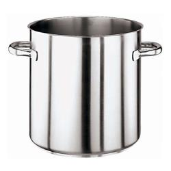 World Cuisine - 11001-28 - Series 1000 18 qt Stainless Steel Stock Pot image