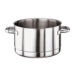 World Cuisine - 11119-24 - Grand Gourmet 9 1/2 in Stainless Steel Steamer image