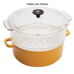 World Cuisine - A1736624 - Chasseur 4 qt Blue Steamer image