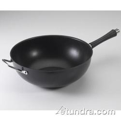 Nordic Ware - 13821 - 12 in Aluminized Steel Wok Pan image