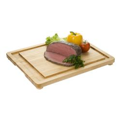 Focus Foodservice - 1206L - 20 in x 16 in Carving Board with Legs image