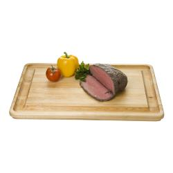 Focus Foodservice - 1266 - 24 in x 16 in x 1 1/2 in Carving Board image