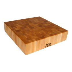 John Boos - BB03 - 30 in x 30 in x 6 in Butcher Block image