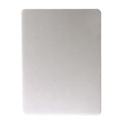 San Jamar - CB18241WH - 18 in x 24 in White Cutting Board image