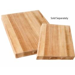 Winco - WCB-1218 - 12 in x 18 in x 1 3/4 in Cutting Board image