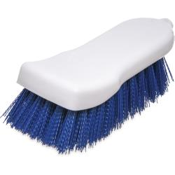 Carlisle - 4052114 - 6 in Blue Sparta® Cutting Board Brush image