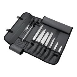 Mercer - M21810 - Genesis® 10-Piece Forged Knife Case Set image