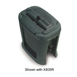 Carlisle - XB303 - Slide 'N Seal™ 3 gal Insulated Beverage Carrier image