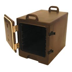 Cambro - 300MPC-131 - Full Size Brown Camcarrier Pan Carrier image