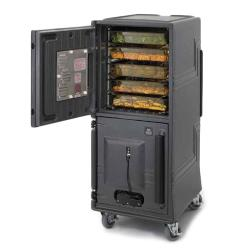 Cambro - CMBPH-615 - 110V Tall Insulated Electric Food Transport Cart image