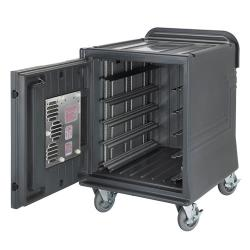 Cambro - CMBPLH-615 - 110V Low Insulated Electric Food Transport Cart image