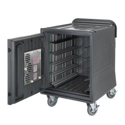Cambro - CMBPLHHD-615 - Low Insulated Electric 110V Food Transport Cart image