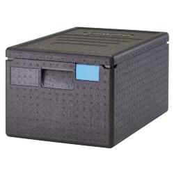 Cambro - EPP180SW110 - 48.6 qt Black Insulated Cam GoBox image