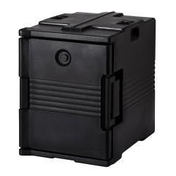 Cambro - UPC400-110 - Camcarrier 18 in X 25 in Black Pan Carrier image