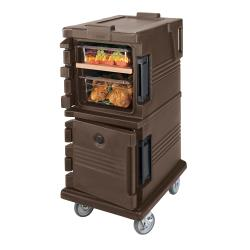 Cambro - UPC600 - Ultra Camcart 45 in Brown Pan Carrier image