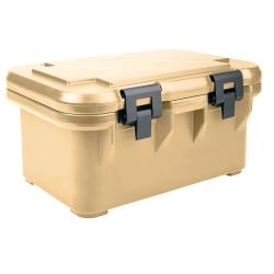 Cambro - UPCS180157 - Camcarrier Full Size 8 in Deep Beige Pan Carrier image
