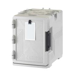 Cambro - UPCS400480 - 18 in x 25 in Gray Ultra Pan Carrier® image