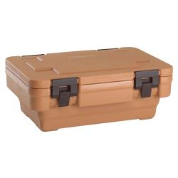 Cambro - UPCSS160 - Camcarrier Stack-and-Store Beige Pan Carrier image