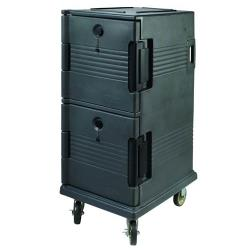 Winco - IFT-2 - Double Insulated Food Pan Cart image