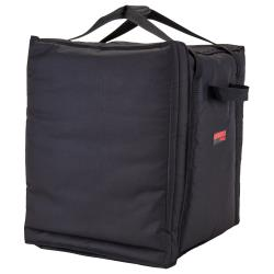 Cambro - GBP1018110 - 10-Box Black GoBag® 18 in Pizza Delivery Bag image