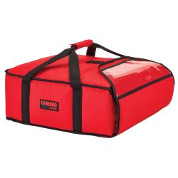 Cambro - GBP216521 - 2-Box Red GoBag® 16 in Pizza Delivery Bag image