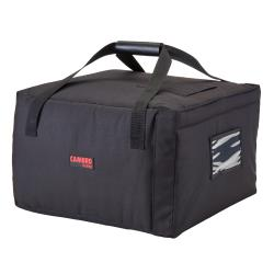 Cambro - GBP518110 - 5-Box Black GoBag® 18 in Pizza Delivery Bag image