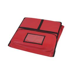 Update International - PIB-20 - 2-Box Red 18 in Pizza Delivery Bag image