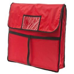 Update International - PIB-24 - 2-Box Red 22 in Pizza Delivery Bag image