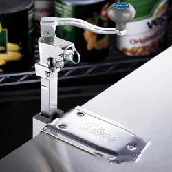 Edlund - G-2 - Welded Manual Can Opener with Plated Base image