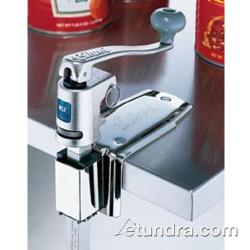 Edlund - U-12S - Quick Change Manual Can Opener with Stainless Steel Base image