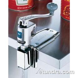 Edlund - U-12SL - Quick Change Manual Can Opener w/Long Bar And Stainless Steel Base image