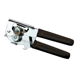 Focus Foodservice - 407BK - Swing-A-Way Black Manual Can Opener image